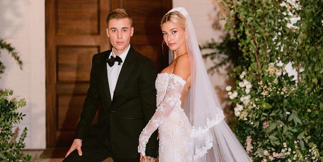 El álbum de fotos de la boda de Justin y Hailey Bieber