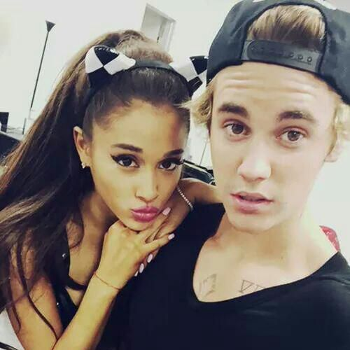 Justin Bieber And Ariana Grande Are Making Music Together With Leonardo DiCaprio