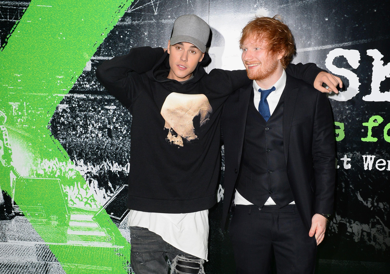 What Justin Bieber And Ed Sheeran S I Don T Care Lyrics