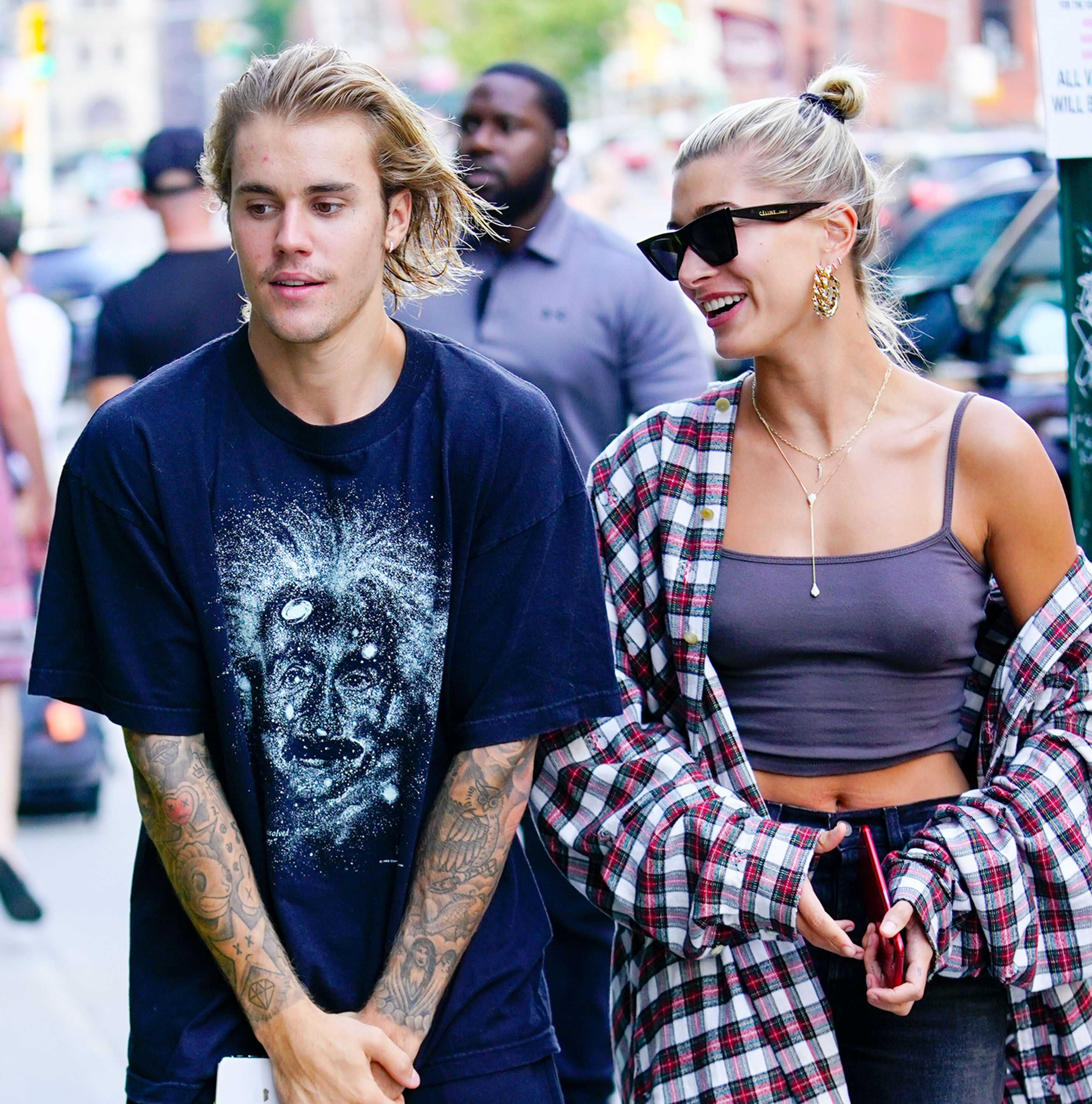 Image result for Justin Bieber and Hailey Baldwin set to wed as early as next week