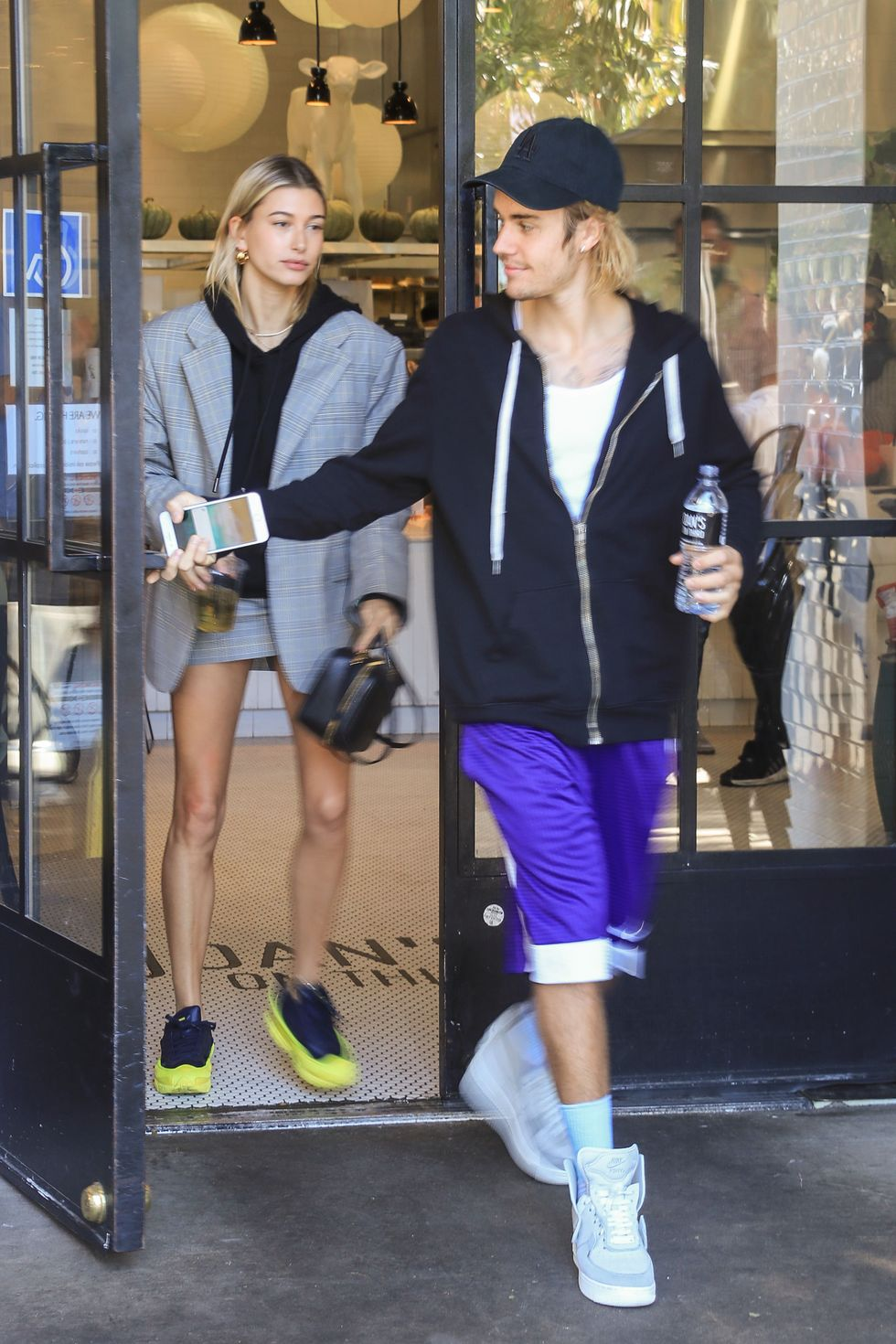 Hailey Baldwin Reportedly Just Filed to Use the Name