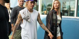 Hailey Bieber tattoos justin bieber