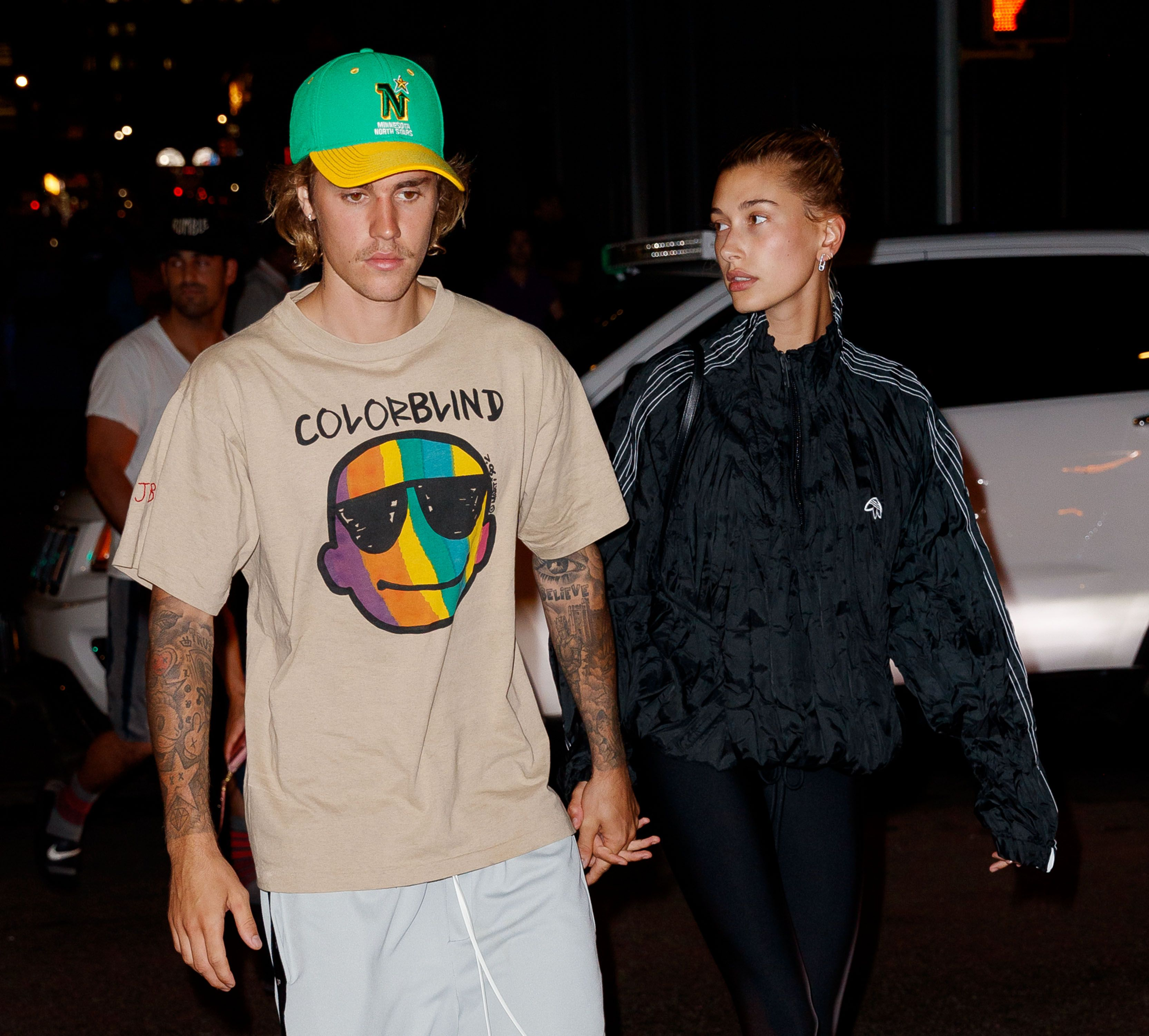 Hailey Baldwin Broke Her Silence on Reports She and Justin Bieber Are  Having Serious Marriage Issues 09fbfb13629