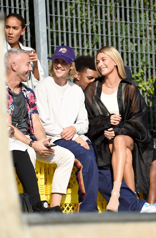 c3e49f3bf245 Justin Bieber Returns to Fashion Week