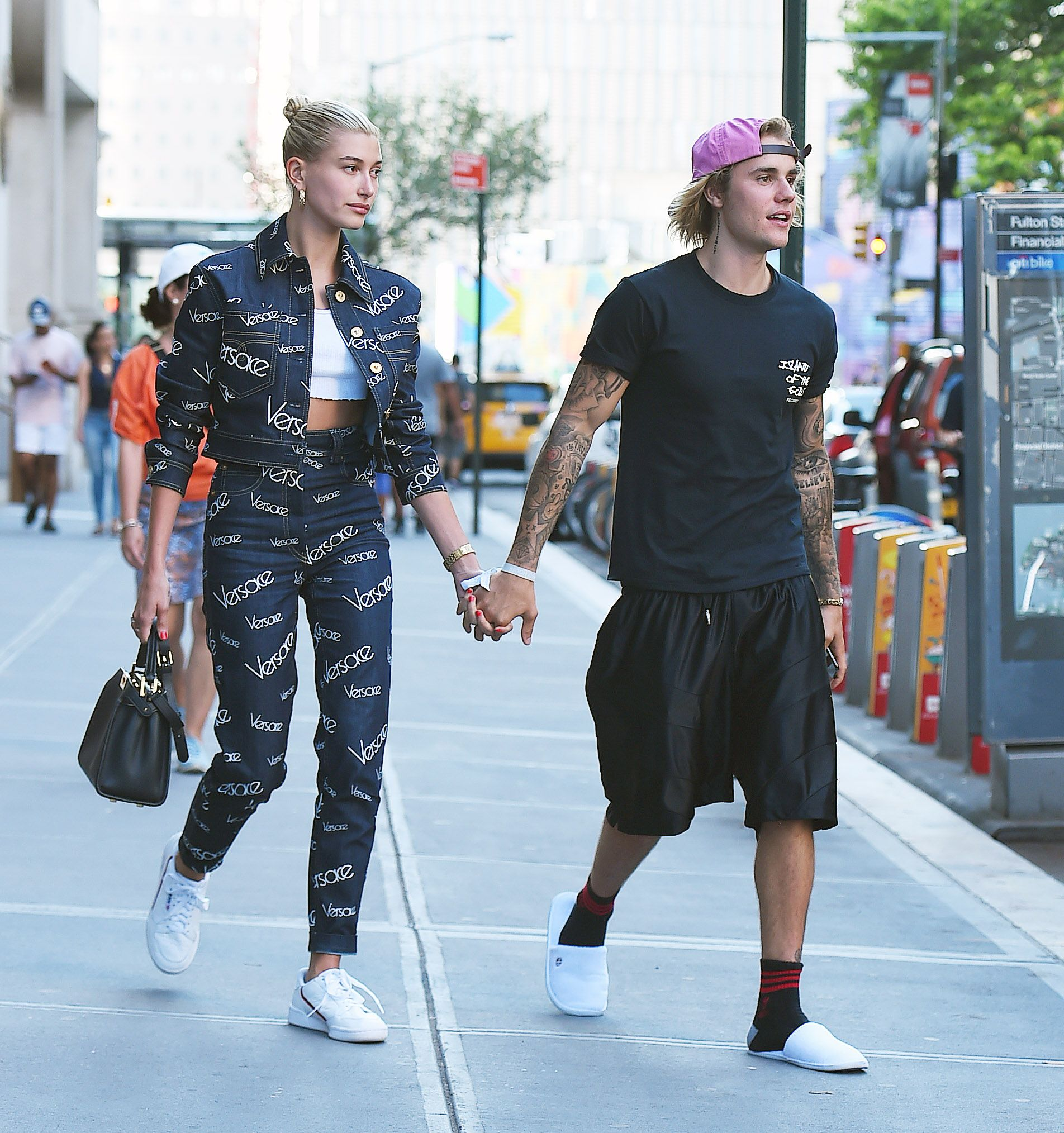 Justin Bieber Posts Baby Fever Instagrams After Marrying Hailey Baldwin