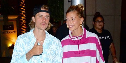 1df0bd3df7 Justin Bieber and Hailey Wore the Most Interesting Outfits on Their ...