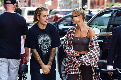 Justin Bieber Gets A Hair Cut After Emotional Day With Fianc Hailey