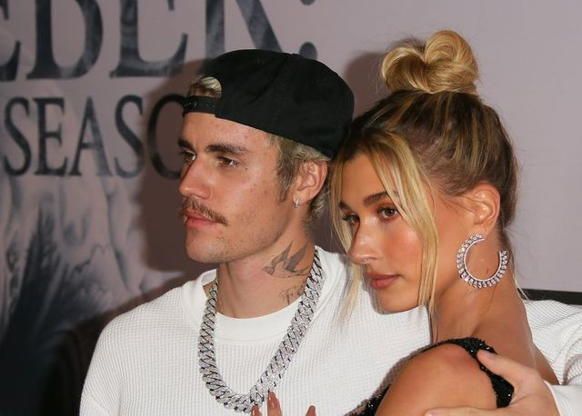 Here's What Hailey Baldwin Said When Justin Bieber Debuted His Clean-Shaven Face on Instagram