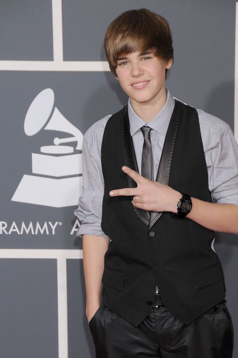 52nd annual grammy awards   arrivals