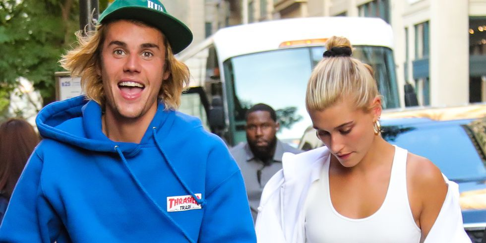 Justin Bieber en Hailey Baldwin