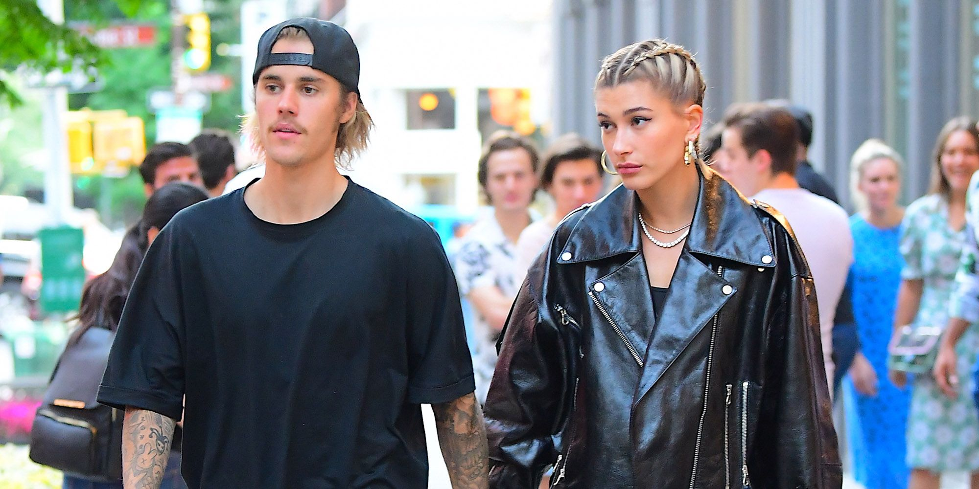 Justin Bieber and Hailey Baldwin Just Went Instagram Official