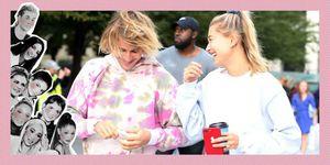 Justin Bieber en Hailey Bieber