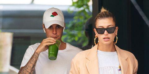 Justin Bieber y Hailey Bieber juntos