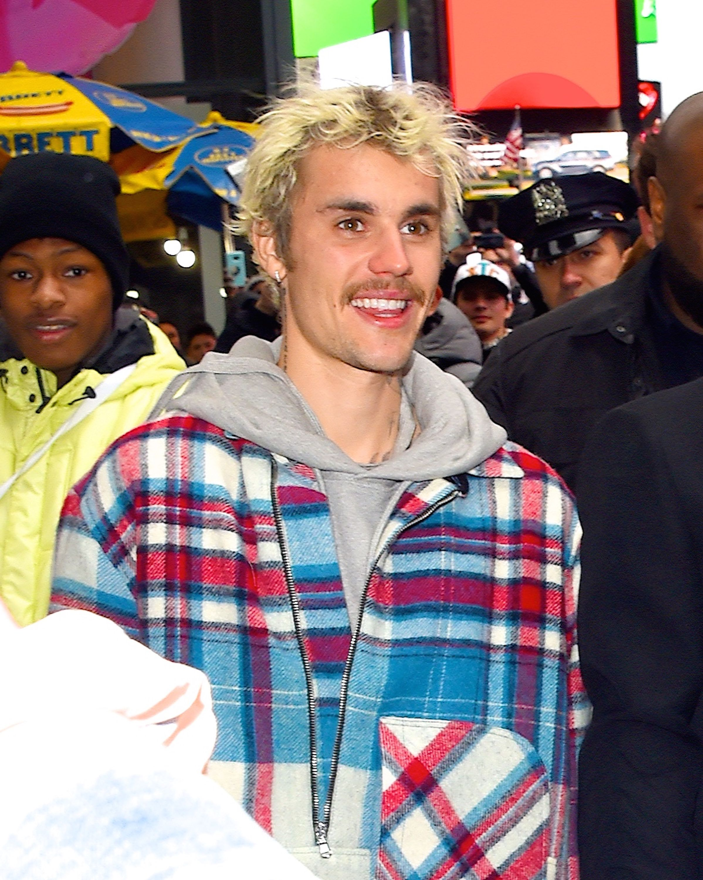 Justin Bieber Teared Up Explaining Why He Wants to 'Protect' Billie Eilish