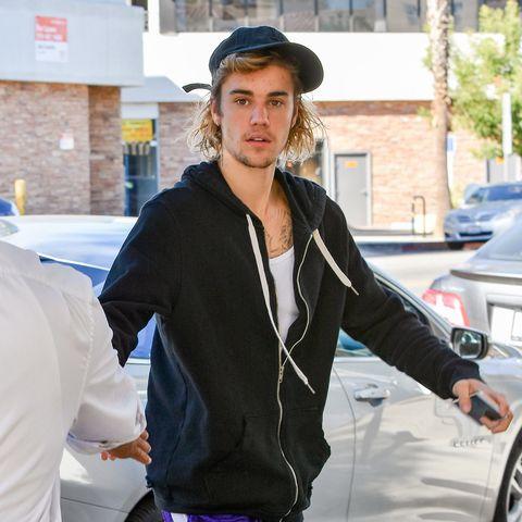 Celebrity Sightings In Los Angeles - October 16, 2018