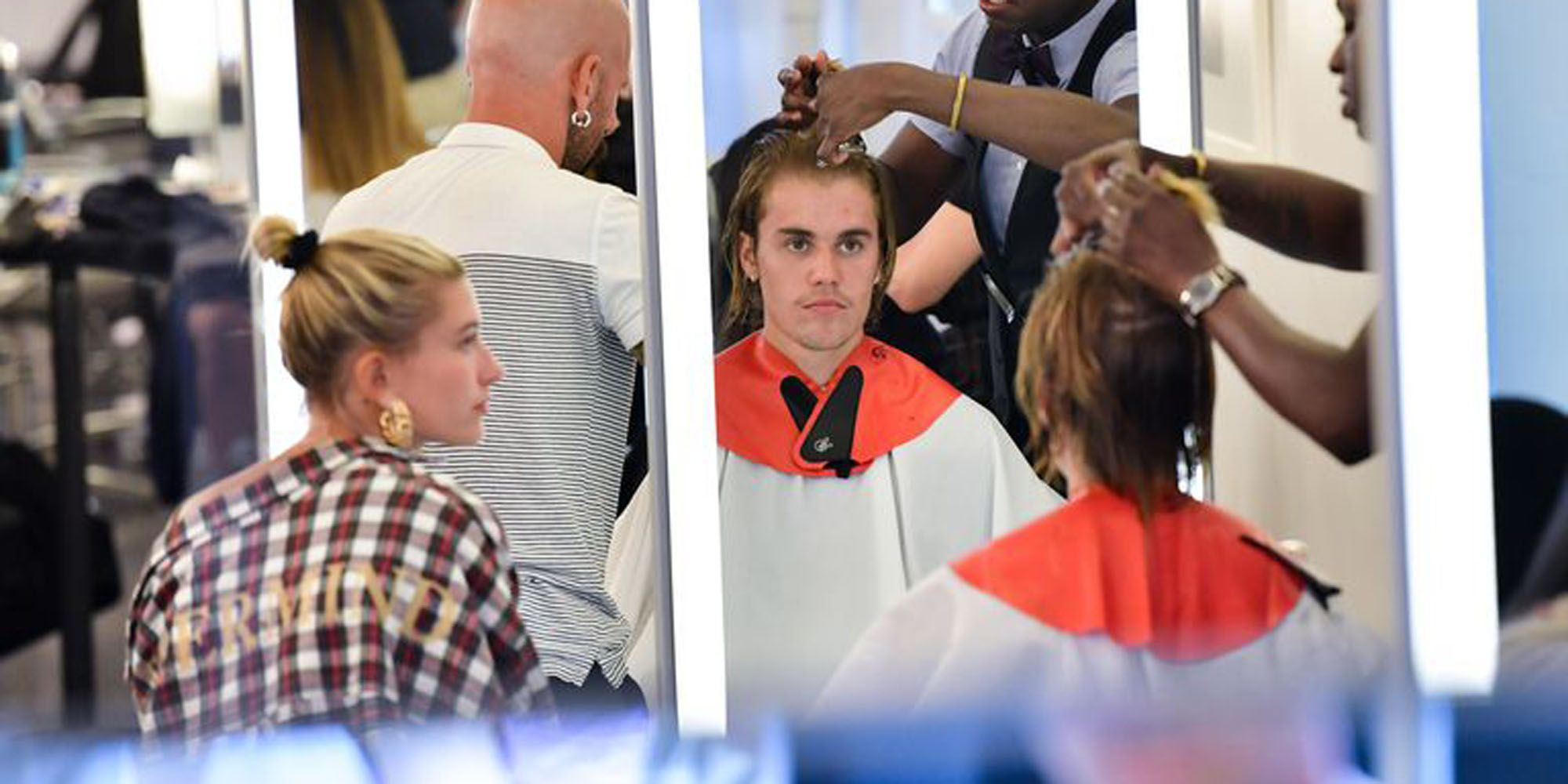 Justin Bieber kapper hailey baldwin