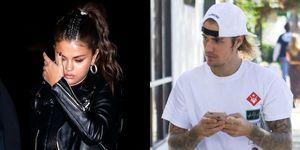 Selena Gomez heeft het zwaar met huwelijk Justin Bieber Hailey Baldwin