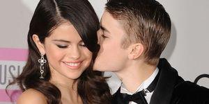 Justin Bieber en Selena Gomez