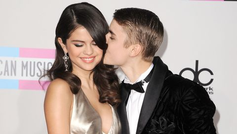 Justin bieber and selena gomezs relationship timeline of their selena justin amas m4hsunfo