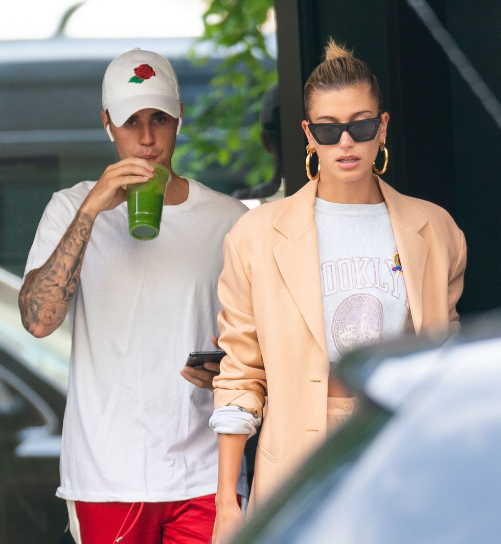 Justin Bieber and Hailey Baldwin Return to Church Conference Where They Rekindled Their Romance
