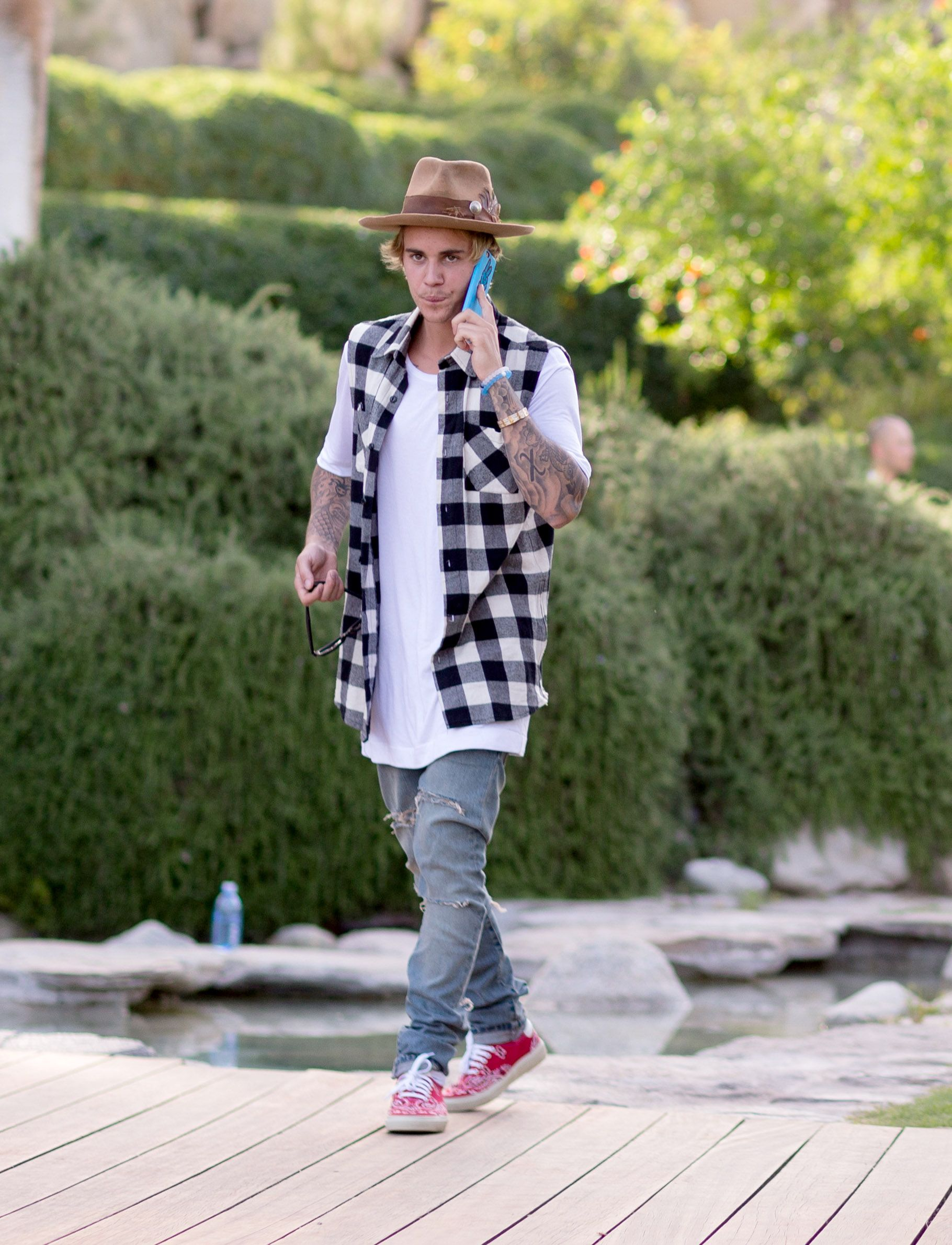 Is Justin Bieber dating iemand anders