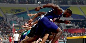 Calendario y horarios delMundial de atletismo de Doha 2019