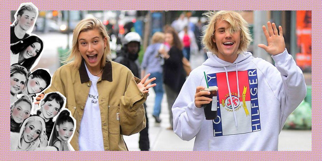 Hailey en Justin Bieber