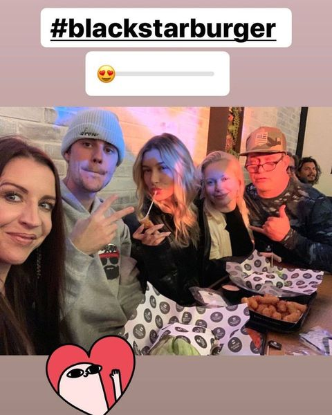 Justin Bieber Returns From Solo Trip And Has Dinner With Hailey Baldwin And Her Family