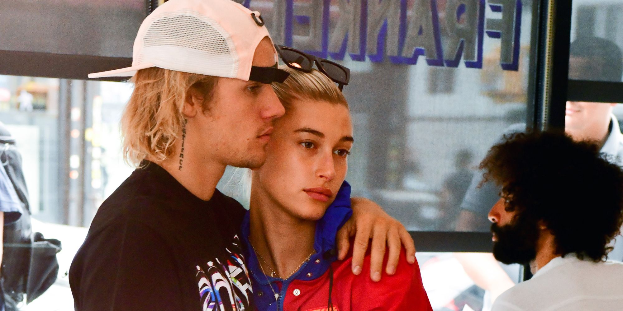 Justin Bieber and Hailey Baldwin Just Went to Get Their Marriage License
