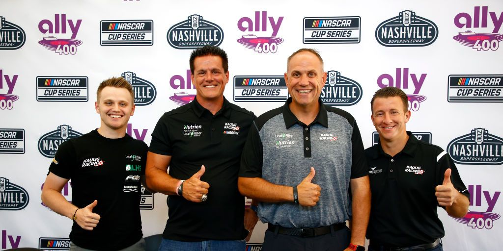 Kaulig Expands to Cup and Creates a Charter Stir
