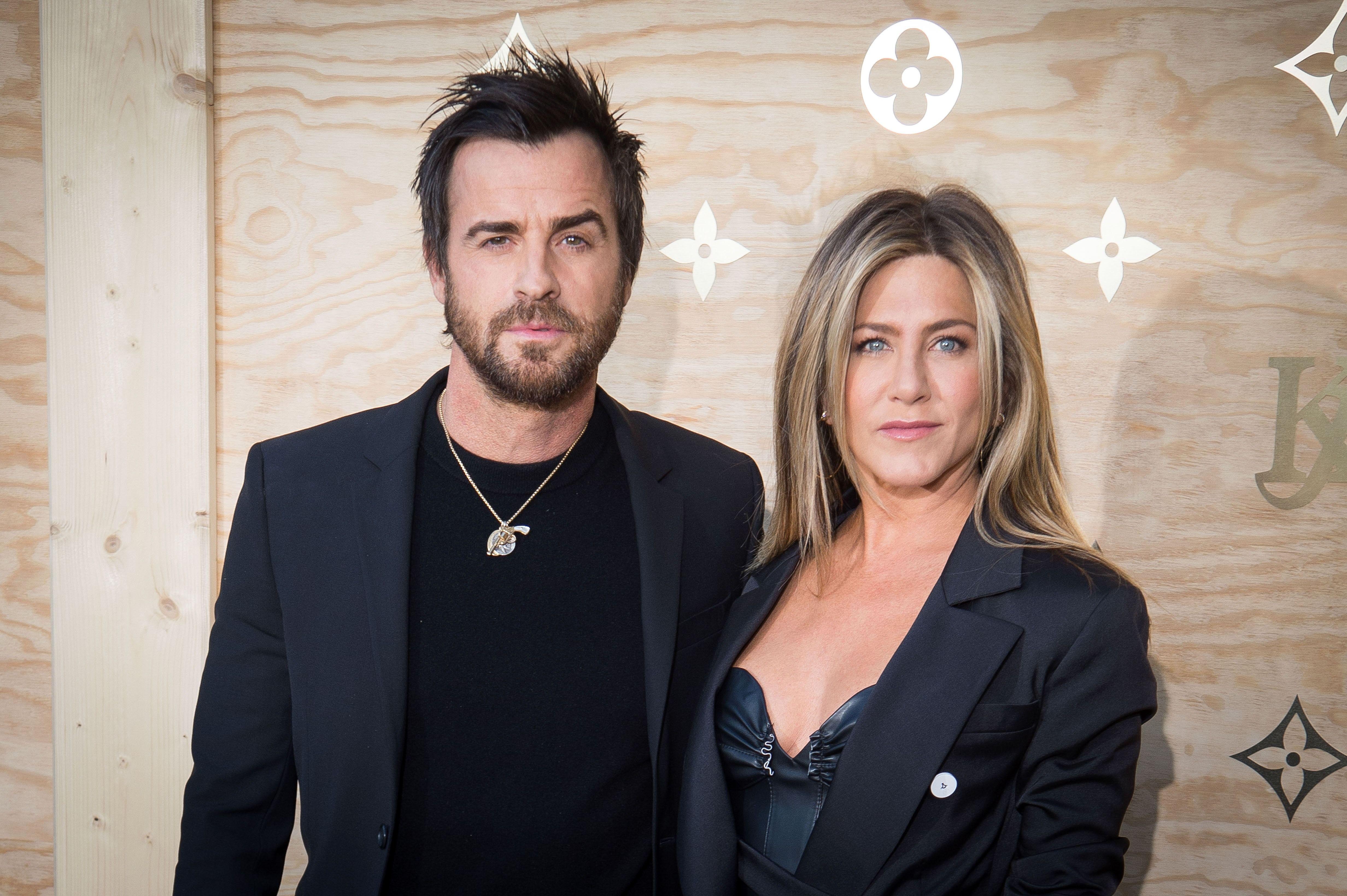 Justin Theroux aclara un rumor que siempre hubo sobre su separación de Jennifer Aniston