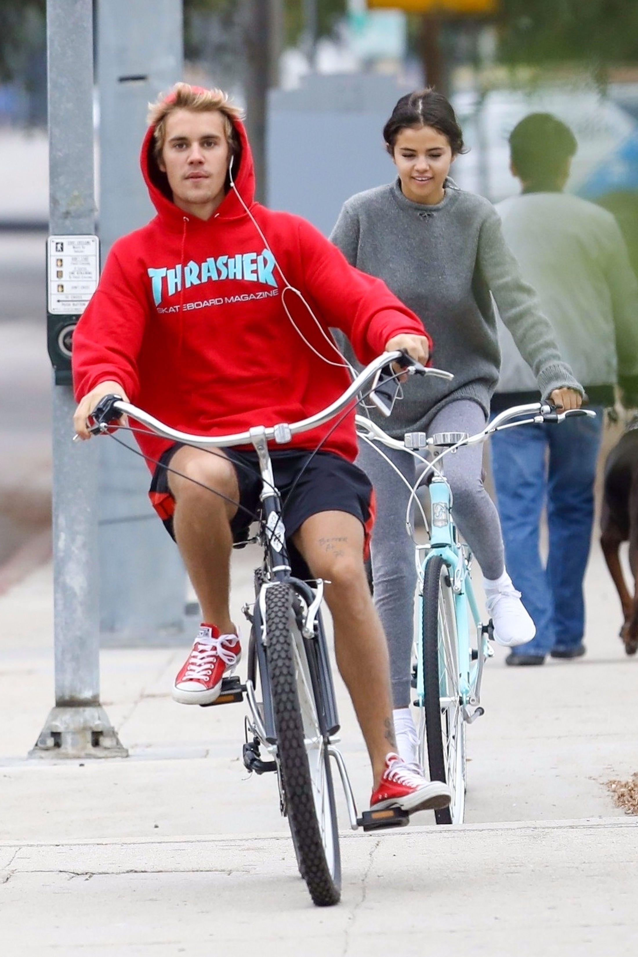 Er Justin Bieber og Selena Gomez dating