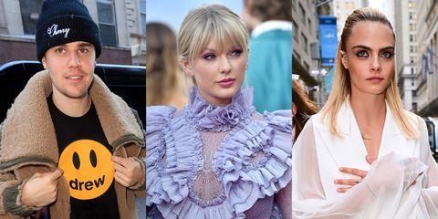 Hair, Face, Blond, Lip, Hairstyle, Beauty, Fashion, Street fashion, Neck, Human,