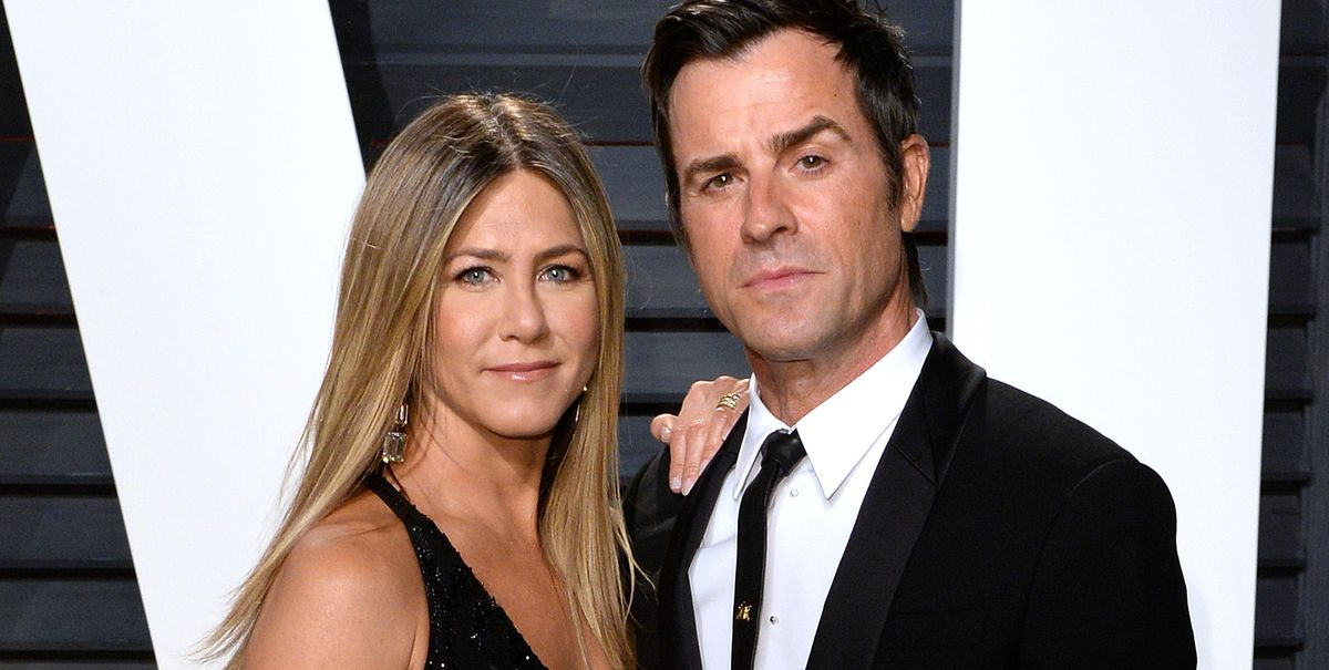 Justin Theroux One-Ups Brad Pitt With Birthday Message to Jennifer Aniston