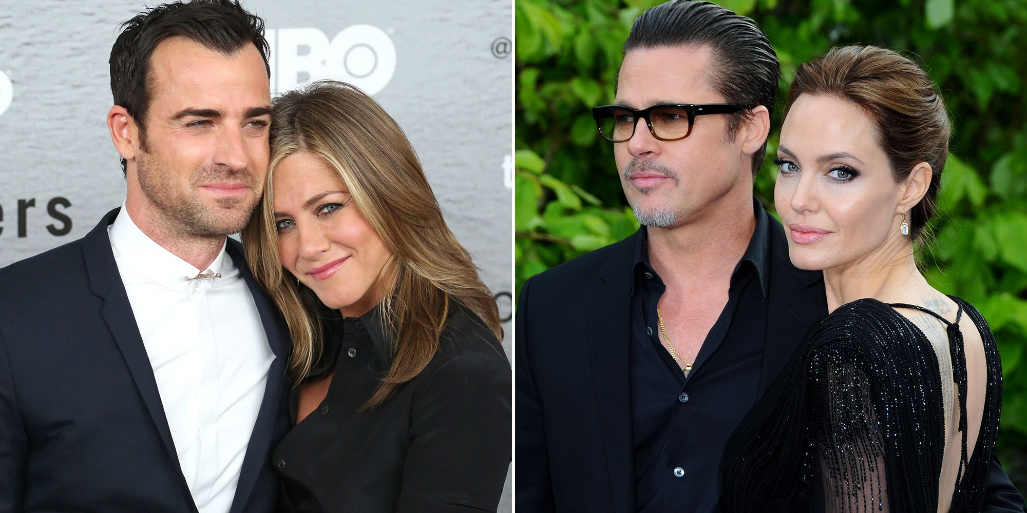 justin theroux jennifer aniston brangelina