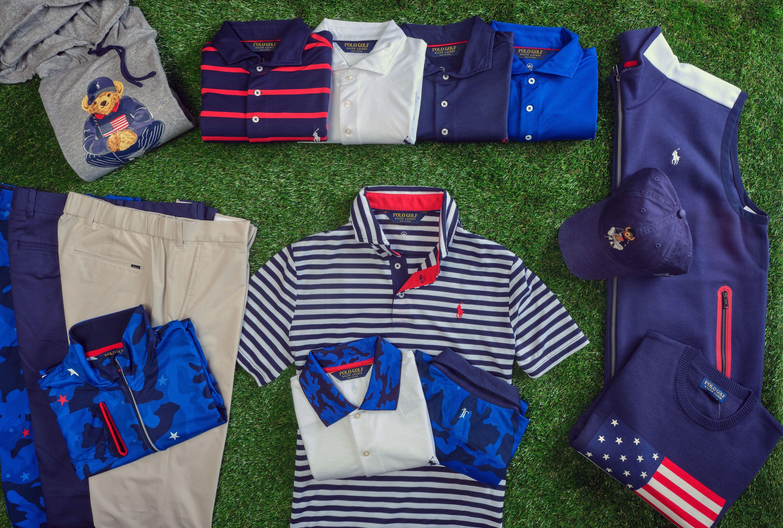 Ralph Lauren Justin Thomas Golf Capsule Collection New Ralph Lauren Golf Polo Bear