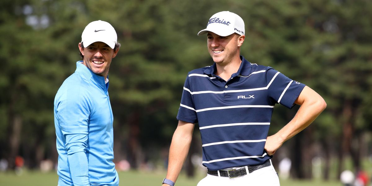 With PGA Tour Events Postponed and Canceled, Golf Pros Turn to Peloton