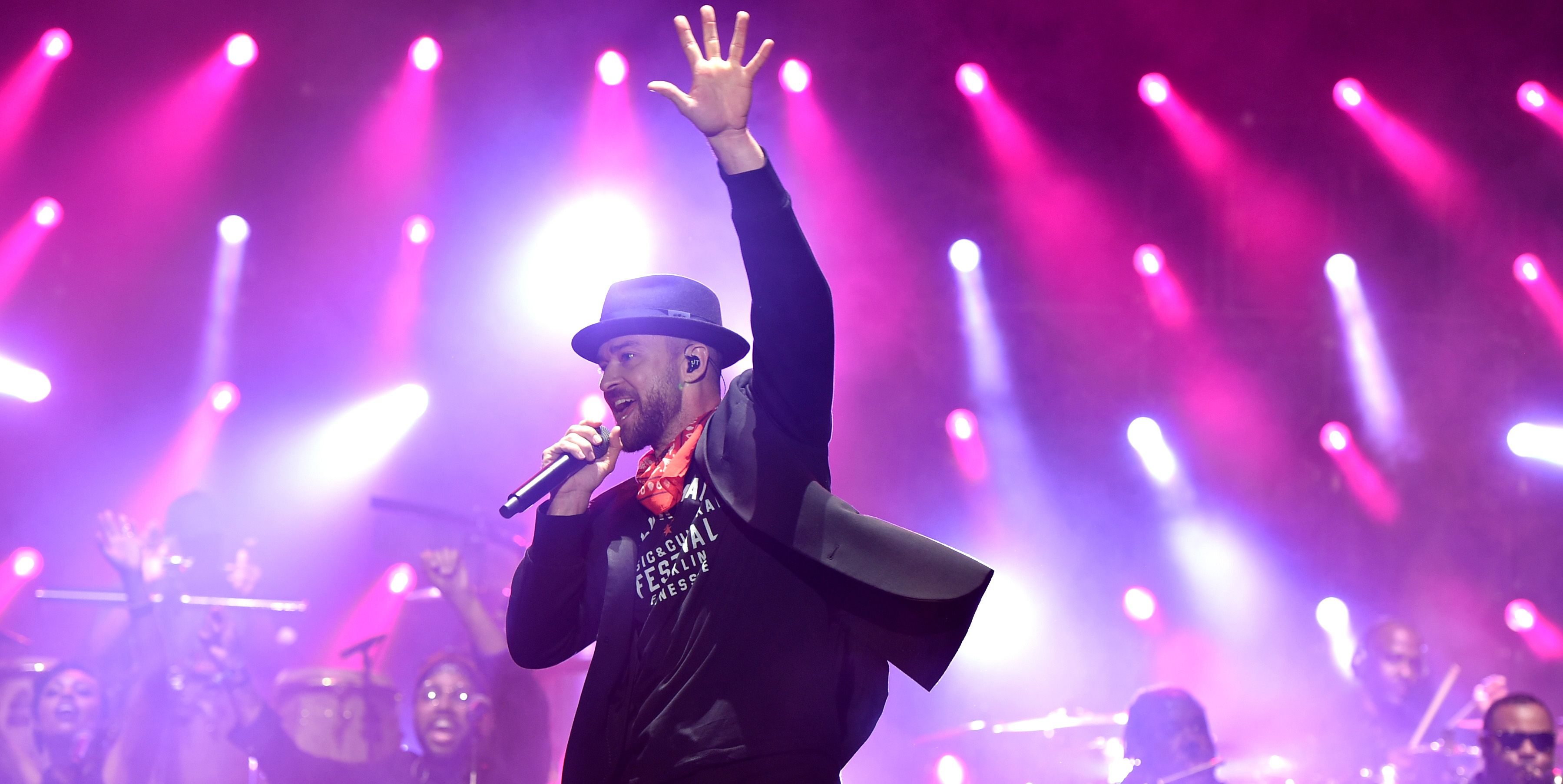 Justin Timberlake Is Bringing It Back to the Super Bowl Halftime Show