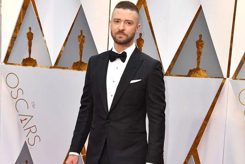 Justin Timberlake, Oscars