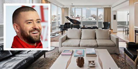 Justin Timberlake Apartment