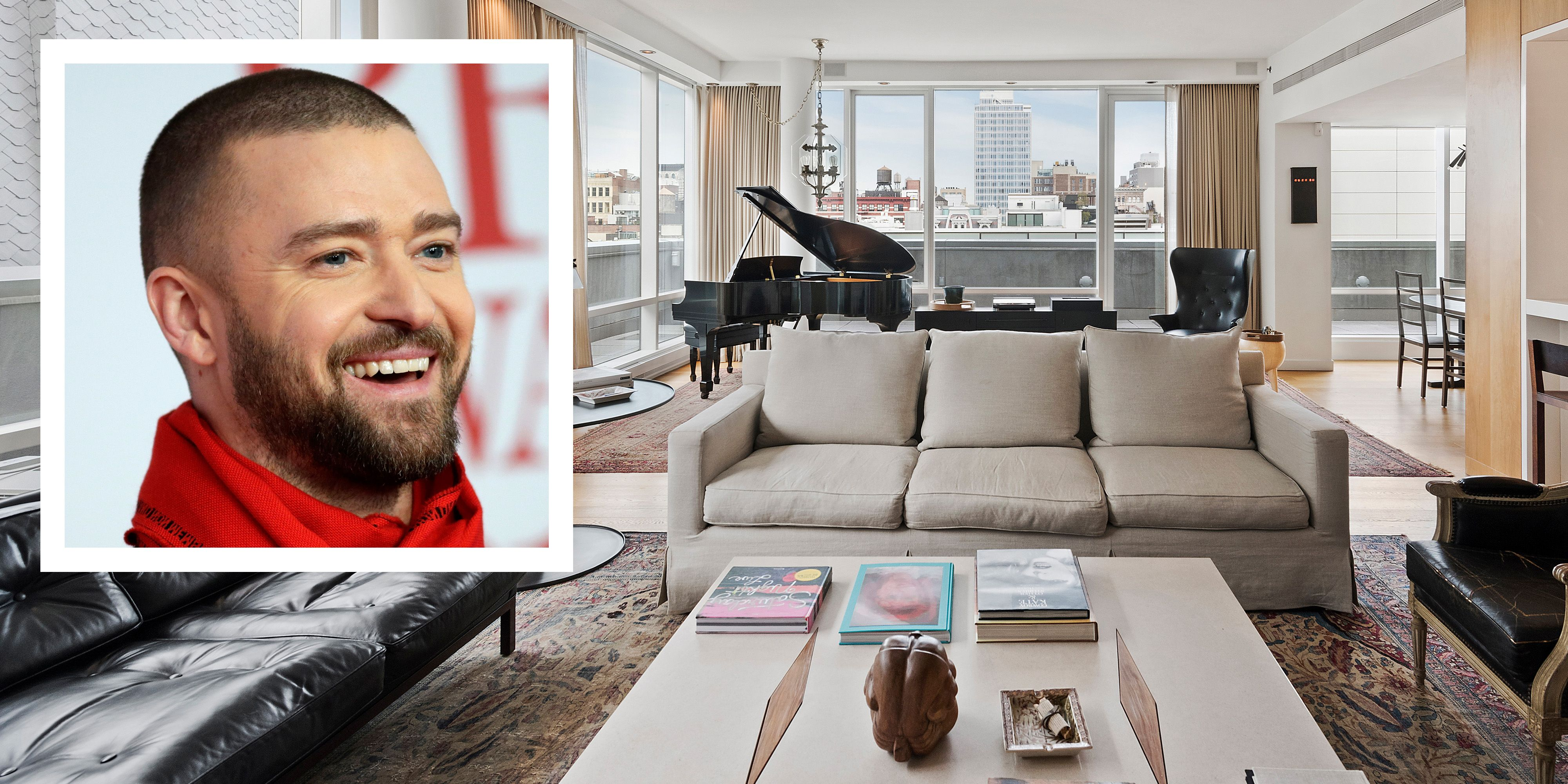 Justin Timberlake Apartment