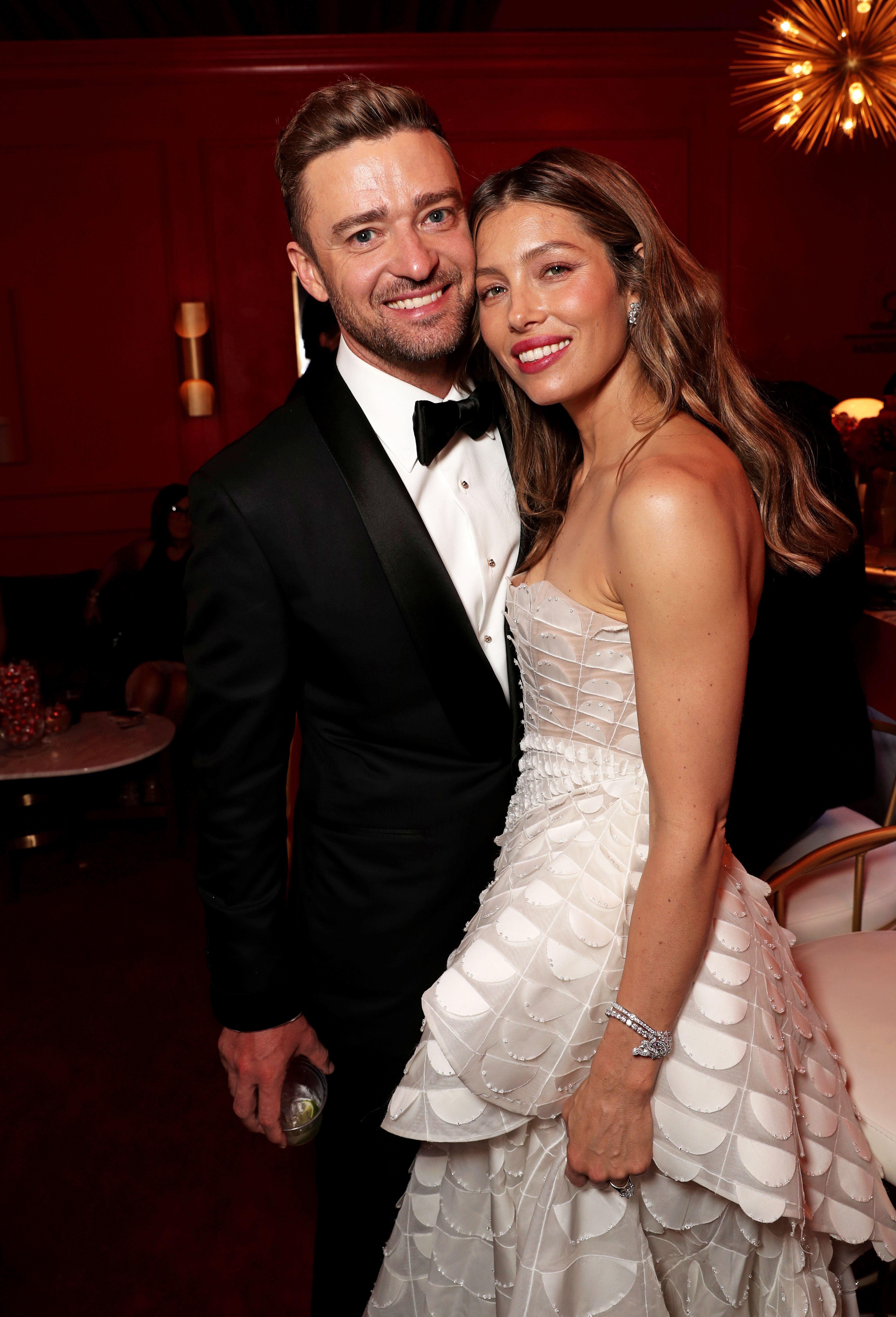 Jessica Biel and Justin Timberlake on How They Knew They Were Meant for Each Other