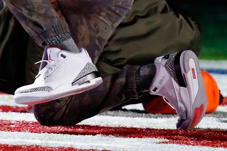 0f865ac90e370 Super Bowl 2018  las zapatillas que triunfaron aún más que Justin Timberlake