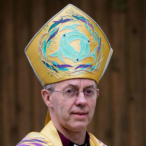 Justin Welby Archbishop of Canterbury