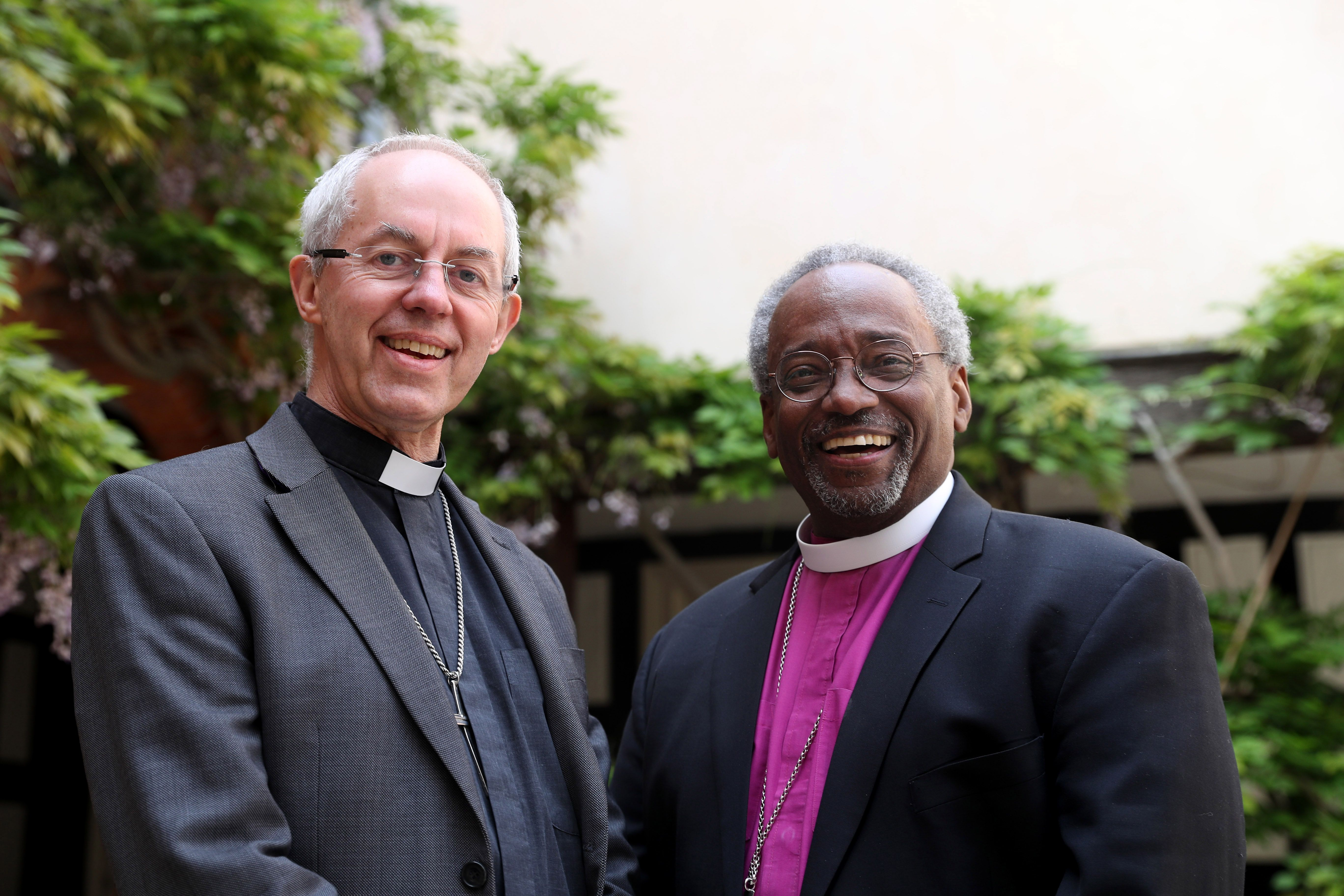 Michael Curry Royal Wedding.Bishop Michael Curry Blew The Place Open At Royal Wedding