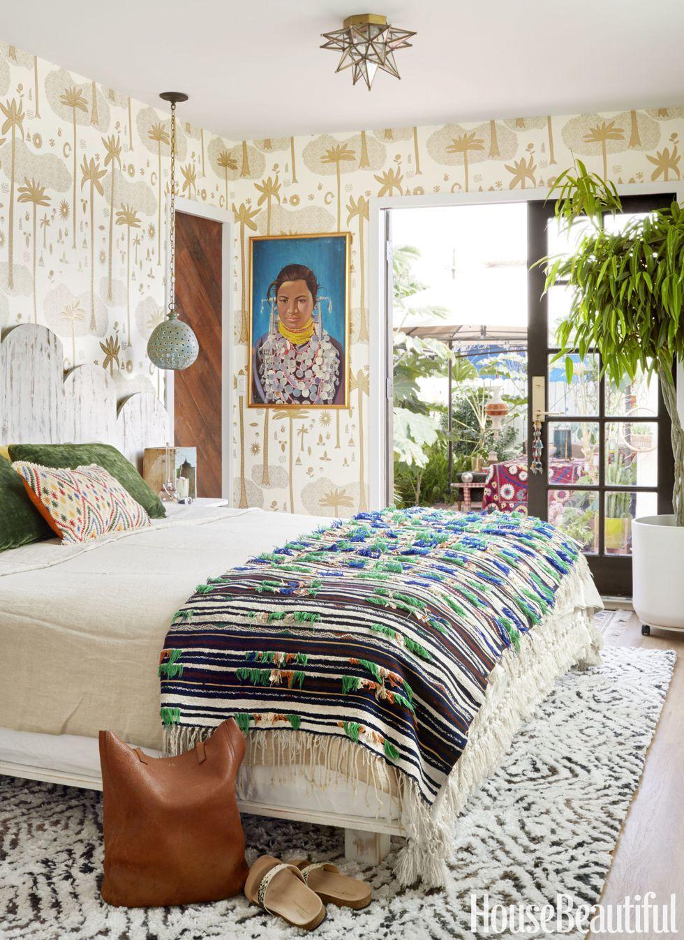 Justina Blakenley Master Bedroom