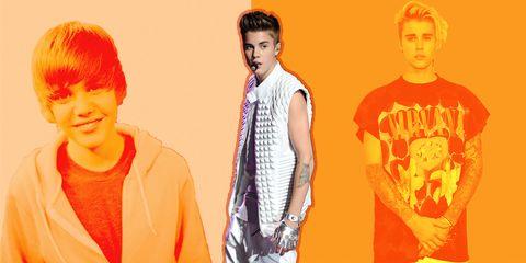2ee23420b46f 30 Photos That Show Justin Bieber s Wild Transformation Through the Years