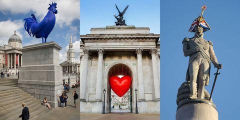 Landmark, Statue, Monument, Architecture, Sculpture, Arch, Triumphal arch, Tourist attraction, Metropolitan area, Tourism,
