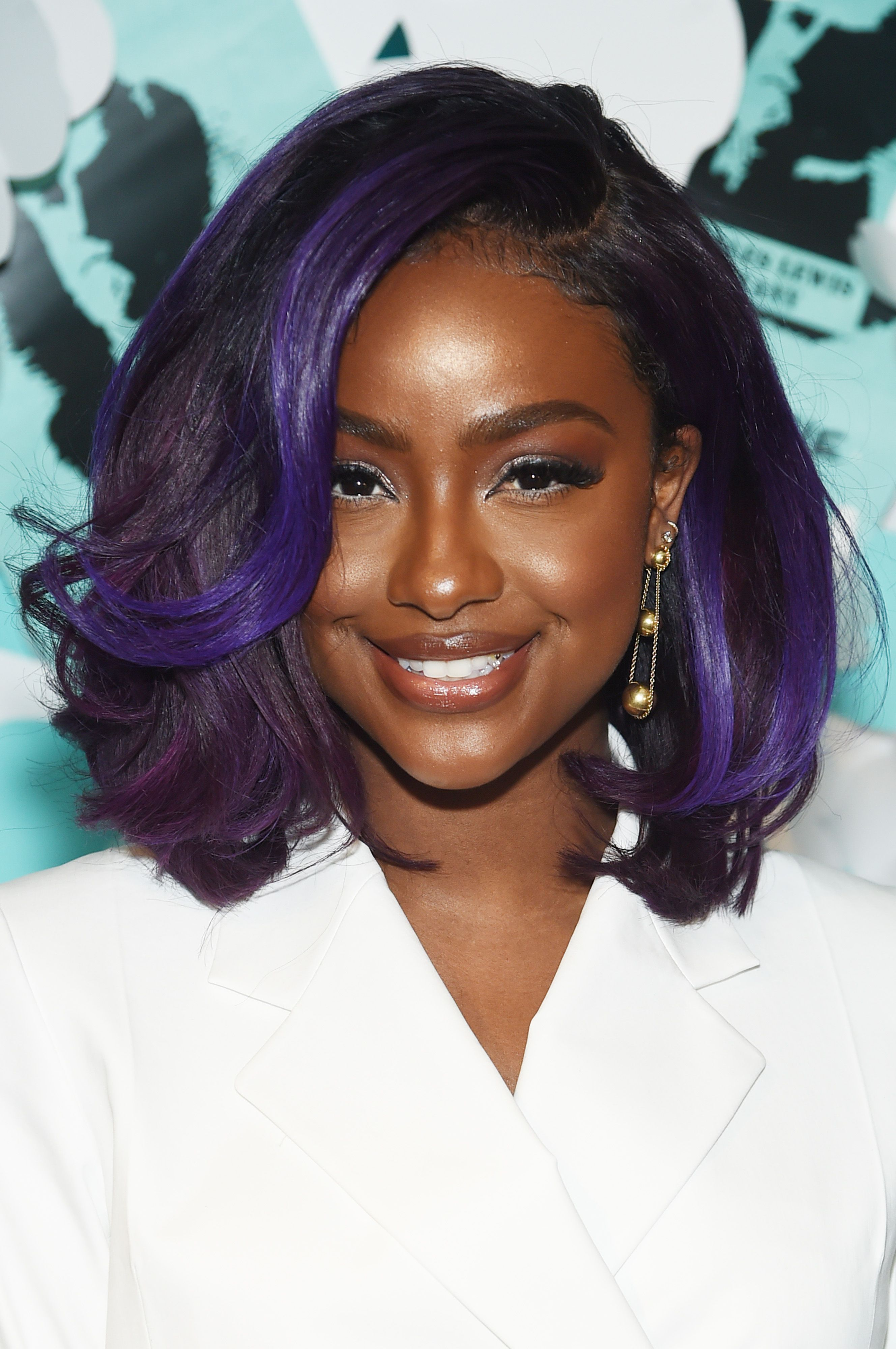 12 Beautiful Purple Hair Color Ideas 12 — Purple Hair Dye