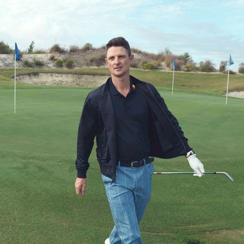 f5b45dfbec3415 An Exclusive Look at What Justin Rose Is Wearing Every Day of the 2019  Masters